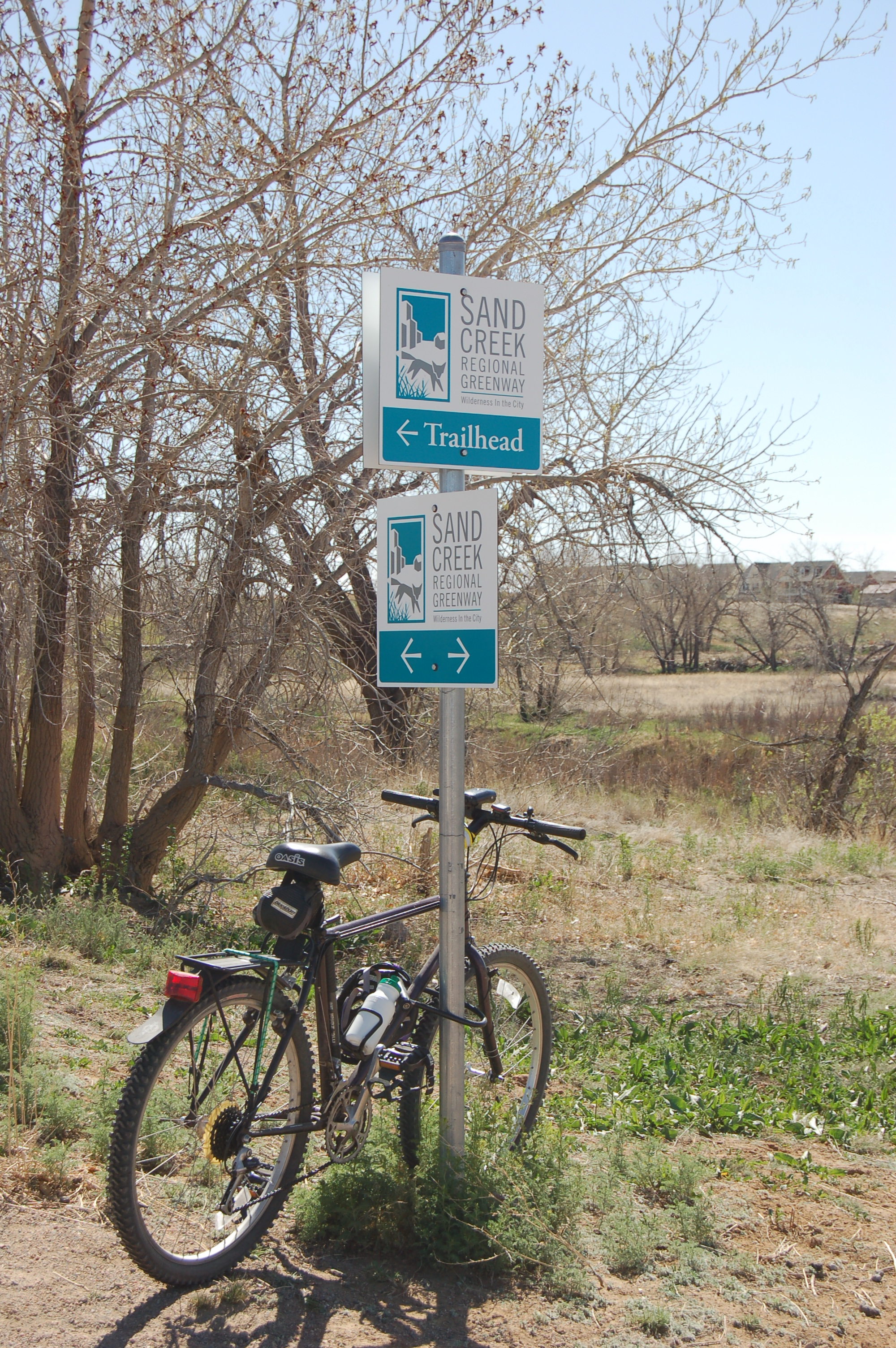 Trail Maps Sand Creek Regional Greenway