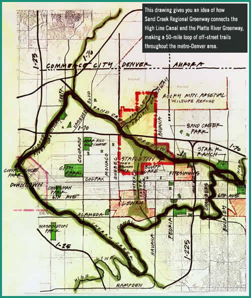 Our Partners Sand Creek Regional Greenway